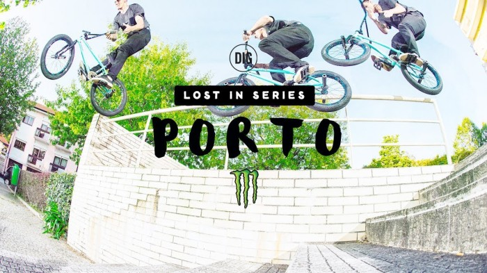 BMX – Lost In Porto