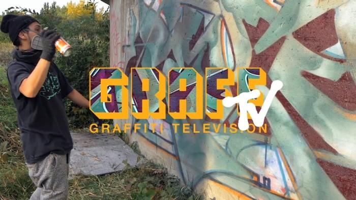 GRAFFITI TV: REKAL