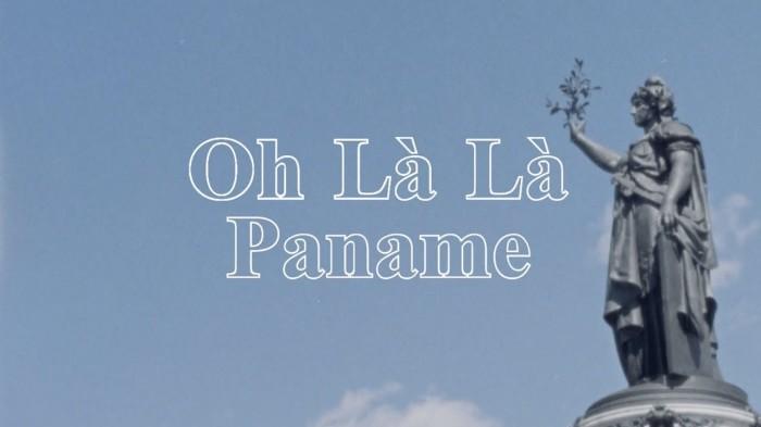 #adidasSkateboarding presenting /// 'Oh Là Là Paname'