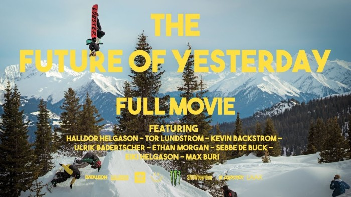 'The Future Of Yesterday' – Full Movie | 4K