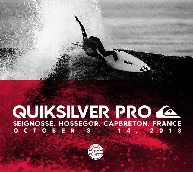 Quik Pro France: i migliori surfer del mondo!