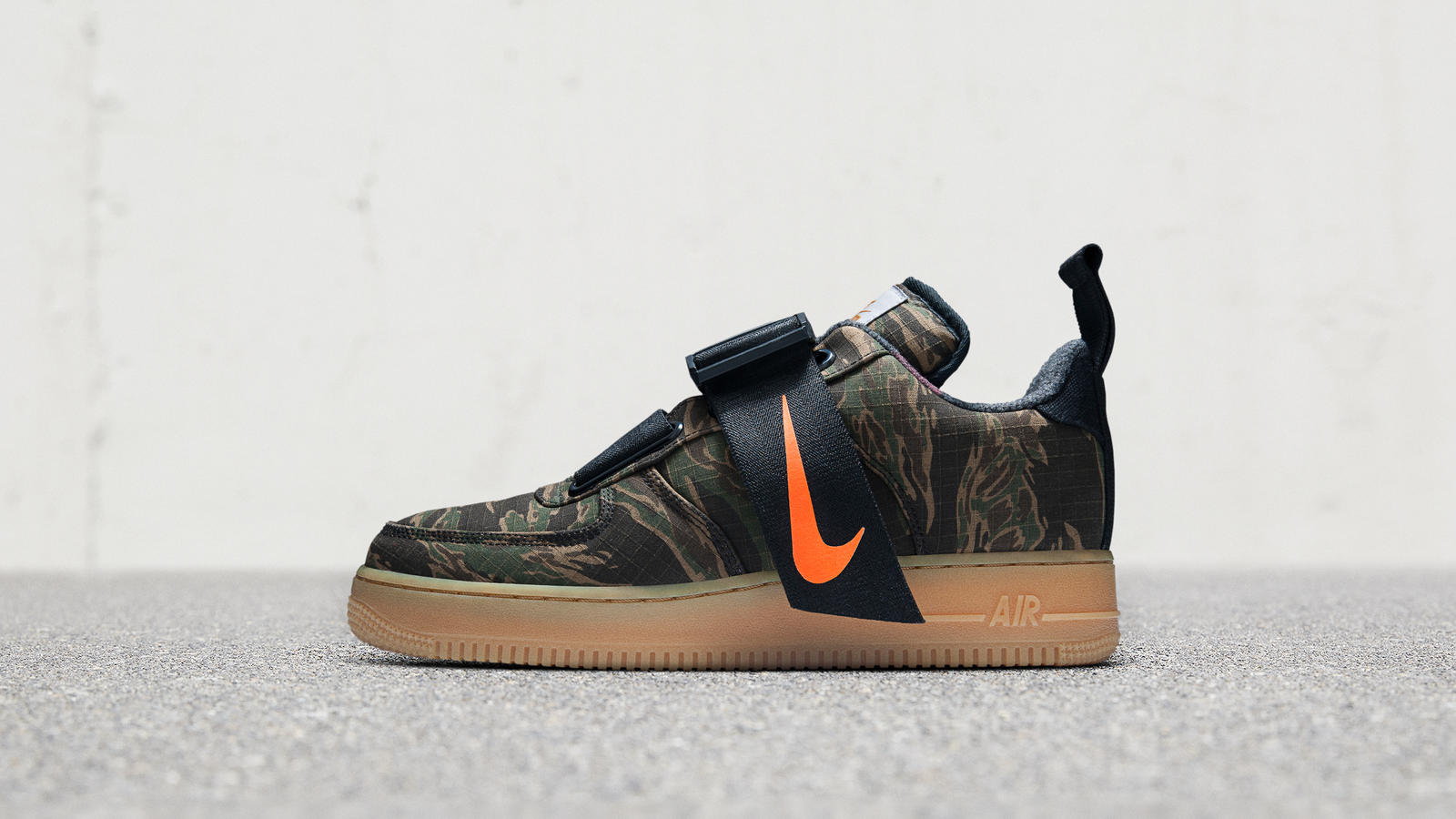 Sneakers Uomo | Nike Air Force 1 Utility Verde — Claudio