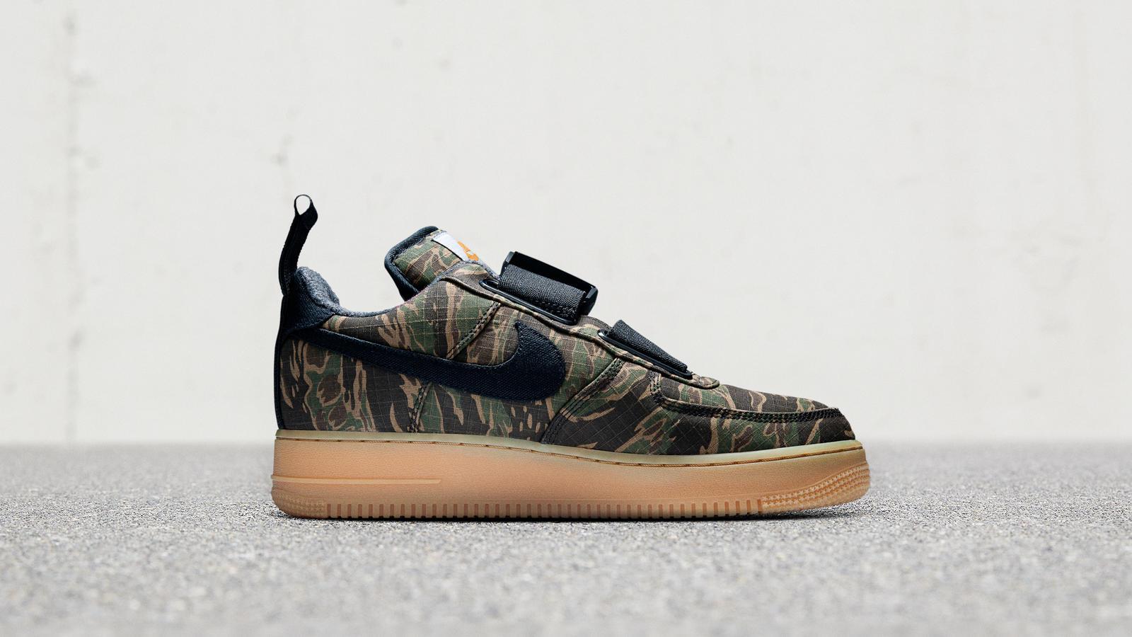 Scarpe e sneaker da uomo Nike x Carhartt WIP Air Force 1 '07