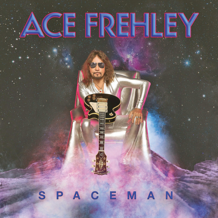 Ace Frehley 'Spaceman'
