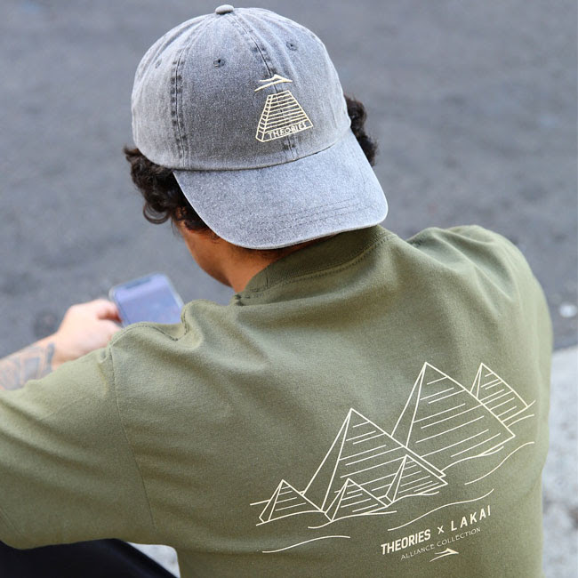 Yonnie Cruz & Vincent Alvarez for the Lakai x Theories Collection