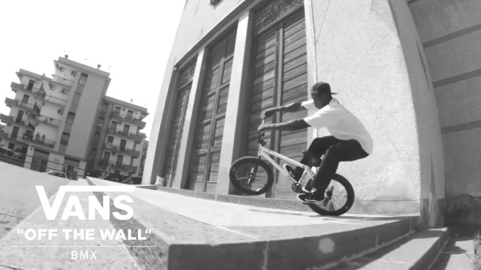 Vans presents UNFILTERED – Sicily feat. Courage Adams & Simone Barraco