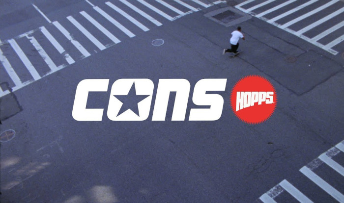 The Converse Cons X Hopps Collection featuring Jahmal Williams and Steve Brandi
