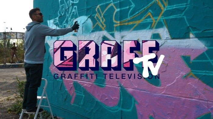 GRAFFITI TV: PAS