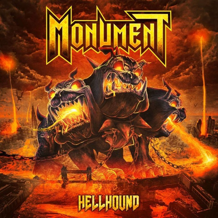 Monument 'Hellhound'