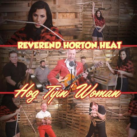 Reverend Horton Heat debut new video