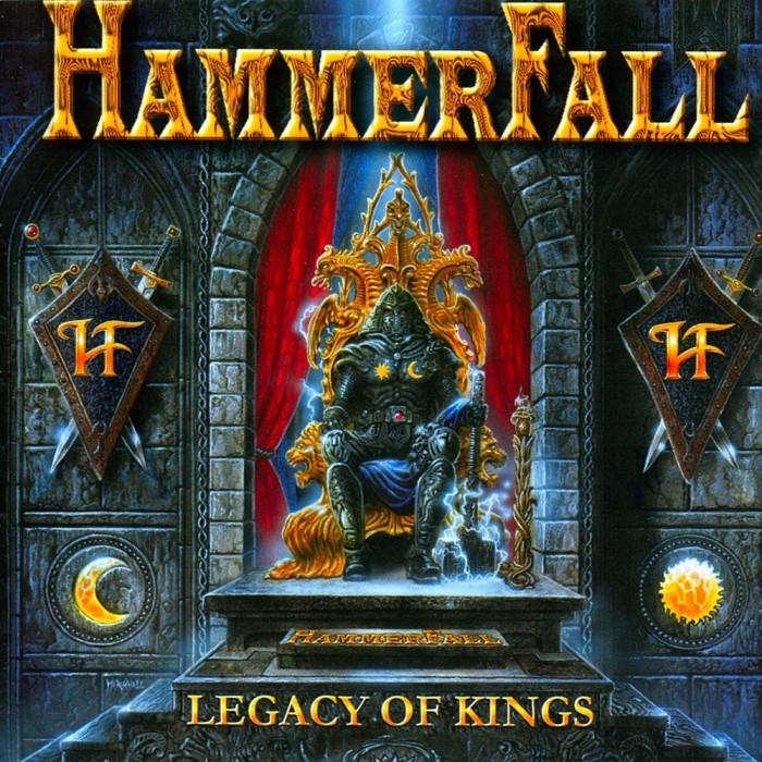 HammerFall 'Legacy Of Kings'