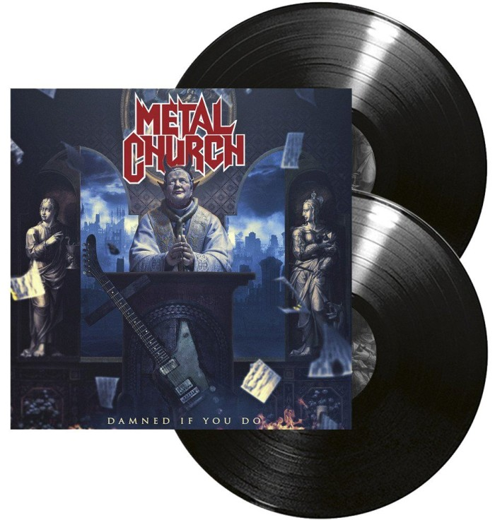 Metal Church 'Damned If I Do'