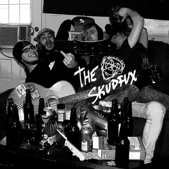 The SkudFux join Thousand Islands Records, to release new material next year The Skudfux
