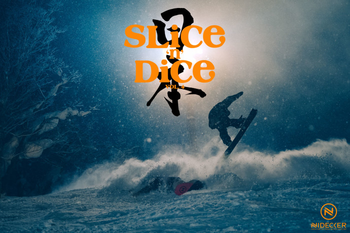 Nidecker Snowboards 'Slice 'n' Dice | Volume 4′