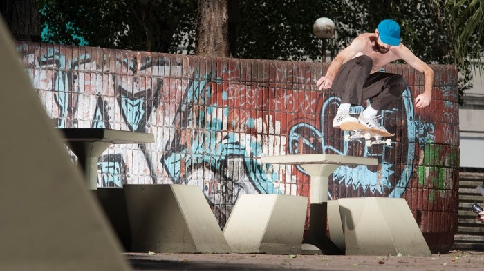 adidas Skateboarding presenting /// Lunfardo