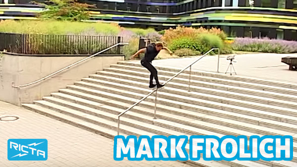 Ricta Wheels – Welcome Mark Frolich