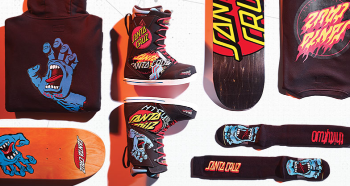 ThirtyTwo Lashed X Santa Cruz