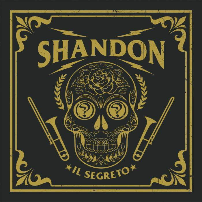 SHANDON 'IL SEGRETO' NUOVO ALBUM FUORI IL 1 MARZO 2019
