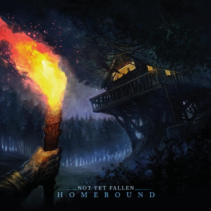 Not Yet Fallen 'Homebound'