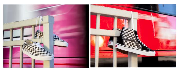 Vans presenta il nuovo Blur Check Pack