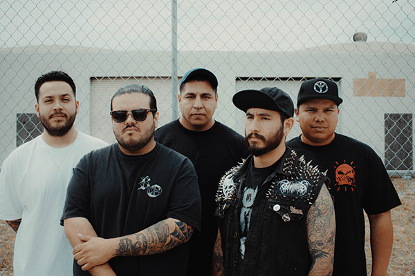 L.A. bardcore band Rotting Out debuts video 'Reaper'