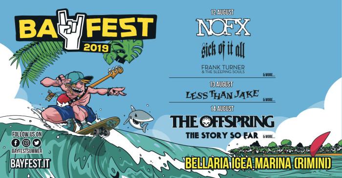 Bay Fest 2019: Less Than Jake e Sick of It All si aggiungono alla lineup