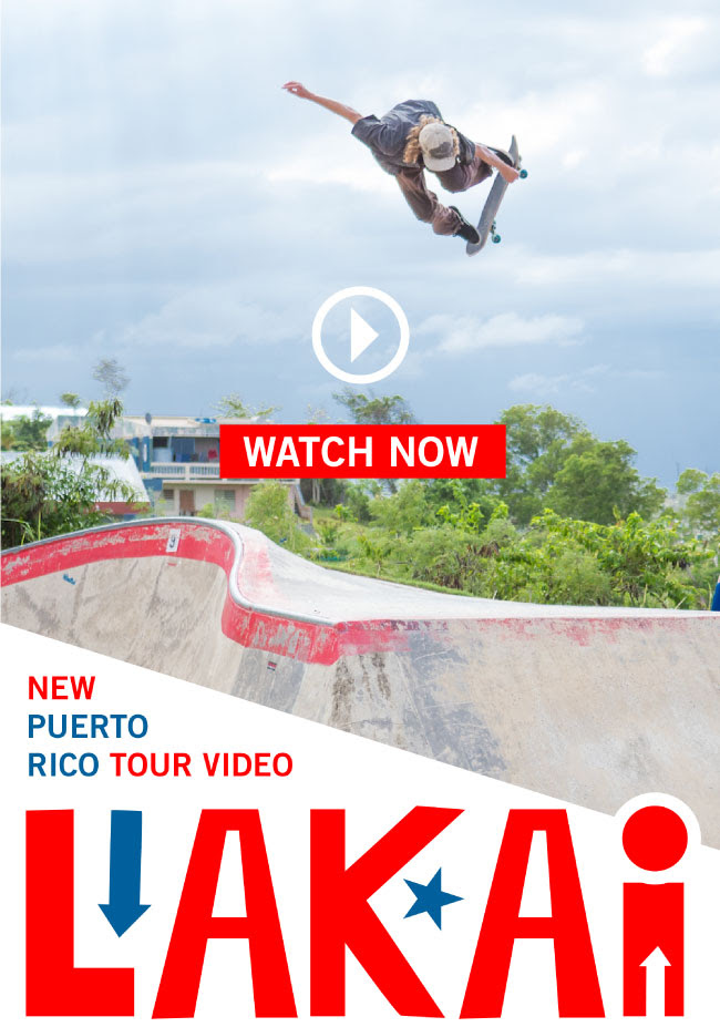 Watch the La Flareto Rico Tour video