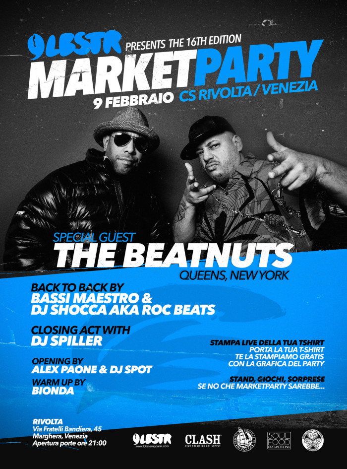 Marketparty 16th edition
