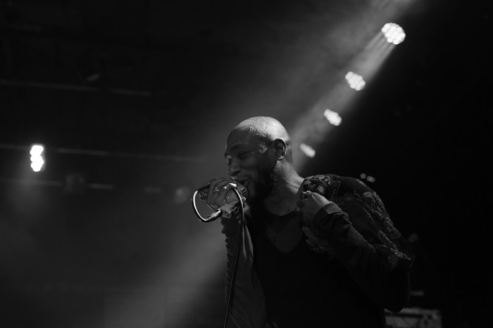 Yasiin Bey (Mos Def) x Beyondill (J-Dilla beats) & Beyliberator (Madlib beats) @ Slim's, San Francisco CA, USA – photorecap