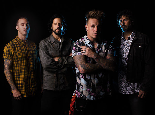 Papa Roach release 10th studio album, 'Who Do You Trust?'