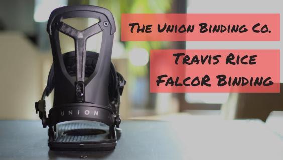 Union Falcor: l'attacco in collabo con Travis Rice