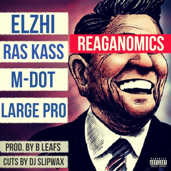 Elzhi, Ras Kass, M-Dot & Large Pro – 'Reaganomics'