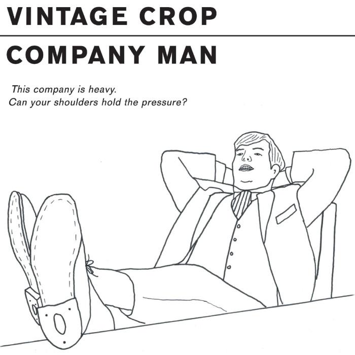 Vintage Crop 'Company Many'