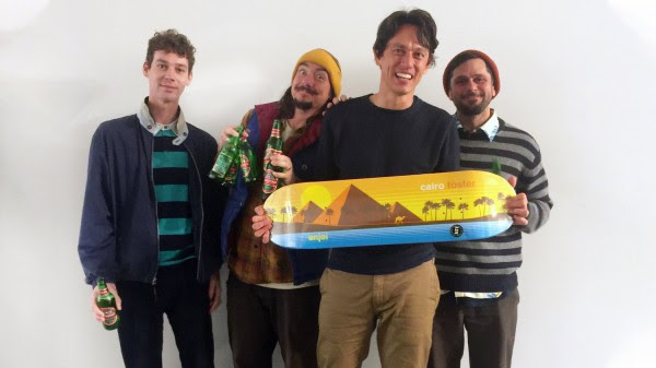 Enjoi Skateboards – Cairo Foster #protoflow