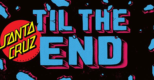 Santa Cruz' 'Til The End Vol 2′ Video