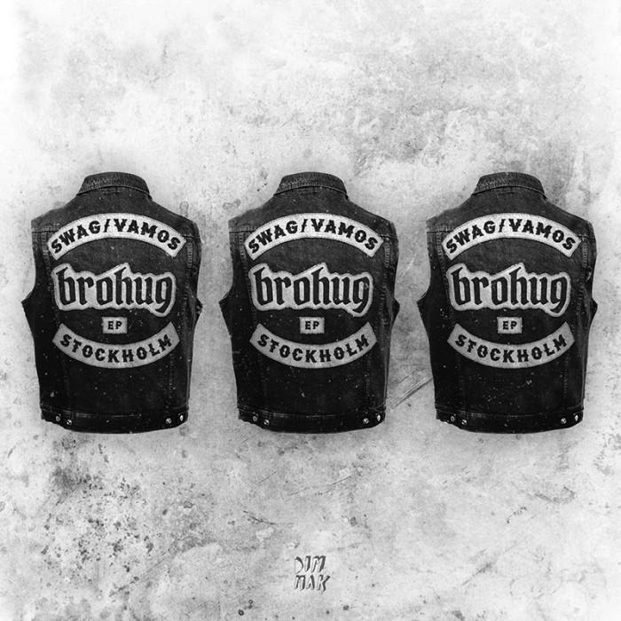 Brohug wraps 2018 with galvanizing 'Swag/Vamos' EP
