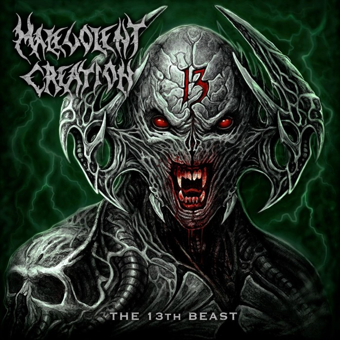 Malevolent Creation 'The 13th Beast'