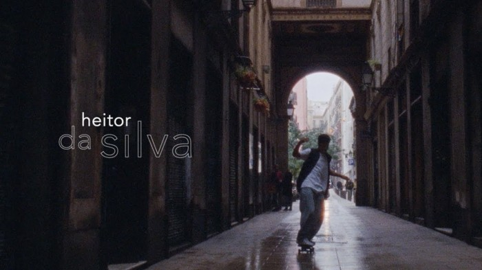 adidas Skateboarding presents /// 'Heitor'