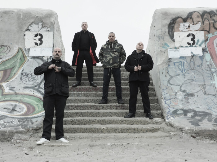 Old Firm Casuals´record 'Holger Danske' will be out in March