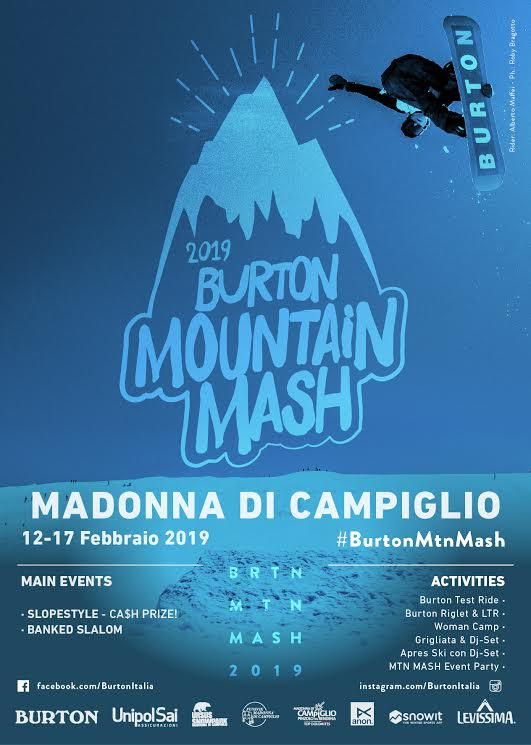 BURTON MOUNTAIN MASH