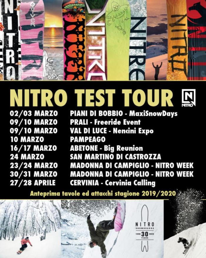 NITRO TEST TOUR