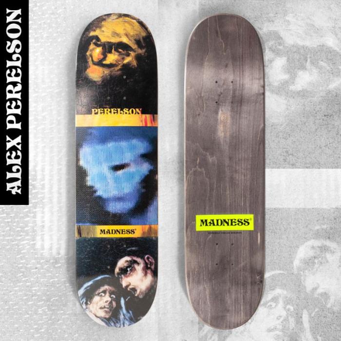 Madness Skateboard spring 2019 / Kreiner / Perelson / Fardell / Beckett