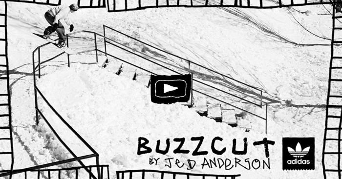 adidas Snowboarding presents /// 'Buzzcut'
