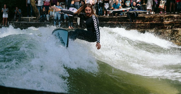 Weird Waves Season 1: The Eisbach (Germany) | Surf | Vans