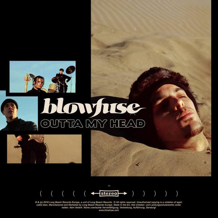 Blowfuse, nuovo video 'Outta My Head'