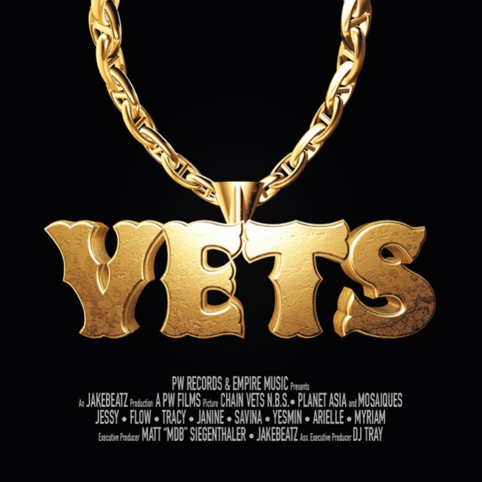 N.B.S. & Planet Asia 'Chain Vets' produced by Jakebeatz