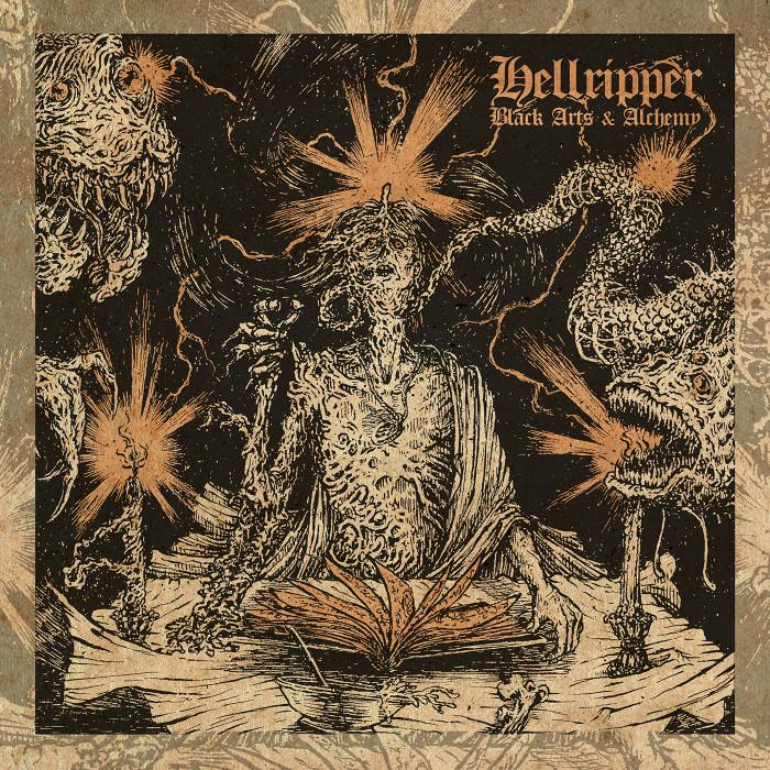 Hellripper 'Black Arts & Alchemy'