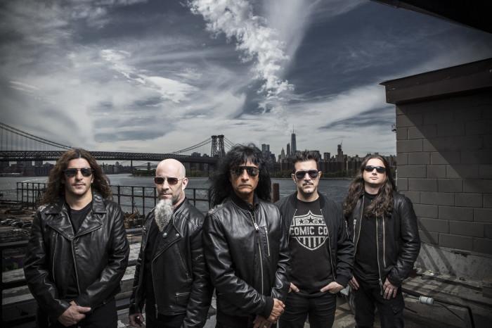 Anthrax – Domenica 4 agosto al Metal For Emergency di Filago (BG)