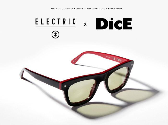 DicE X Electric Limited Edition Collaboration