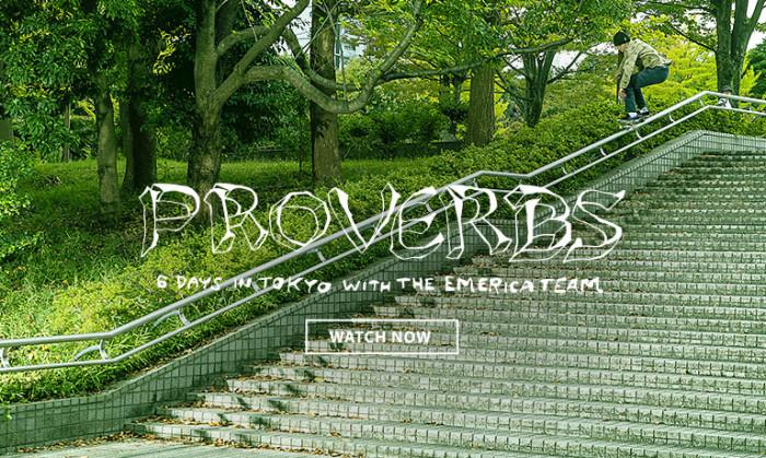 Emerica's 'Proverbs' Tour Video
